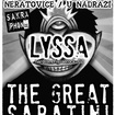 12. 11. 2015 - The Great Sabatini (CA), Lyssa - Neratovice - Restaurace U Nádraží