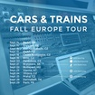 25. 9. 2016 - Cars and Trains (USA), theclosing (AT) - Praha - Potrvá