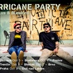 9. 10. 2018 - Hurricane Party (USA) = RickoLus + Bleubird, Speed Dial 7 (BE) - Ústí nad Labem - Hraničář