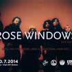 30. 7. 2014 - Rose Windows (USA) - Praha - 007 Strahov