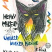 8. 10. 2015 - Heavy Make-up (SE), Unkilled Worker Machine - Praha - 007 Strahov
