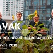 14. 6. 2019 - Savak (USA), Scott Ritcher of Metroschifter (USA) - Praha - Potrvá