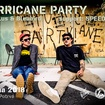 8. 10. 2018 - Hurricane Party (USA) = RickoLus + Bleubird, Speed Dial 7 (BE) - Praha - Potrvá