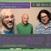 8. 6. 2016 - Dinosaur Jr. (USA), Laundered Syrup - Praha - Lucerna Music Bar