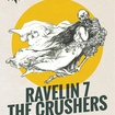 5. 3. 2016 - Ravelin 7, The Crushers - Kolín - K-Centrum