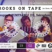 19. 2. 2014 - Crooks On Tape (USA), Bumfrang3 - Praha - 007 Strahov