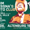 11. 6. 2018 - Slim Cessna's Auto Club (USA), The Kill Devil Hills (AU), Aran Epochal - Praha - Altenburg 1964