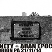 21. 11. 2014 - Aran Epochal, Planety, Some Other Place - Tábor - Orion