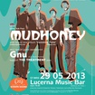 29. 5. 2013 - Mudhoney (USA), Gnu, The Treatment (AU) - Praha - Lucerna Music Bar
