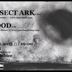 10. 11. 2015 - Insect Ark (USA), Yood - Pardubice - DUB