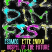 25. 5. 2019 - Esgmeq, Gospel Of The Future, Ette Enaka, YC-CY (CH), Lucta (IT) - Tábor - Ctiborův Mlýn / C.E.S.T.A.