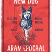 16. 9. 2016 - New Dog (USA), Aran Epochal - Náchod - Krčma Maštal