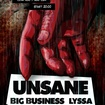 1. 7. 2012 - Unsane (USA), Big Business (USA), Lyssa - Praha - Lucerna Music Bar