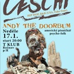 17. 1. 2016 - Ceschi (USA), Andy The Doorbum (USA) - Rožnov pod Radhoštěm - T Klub